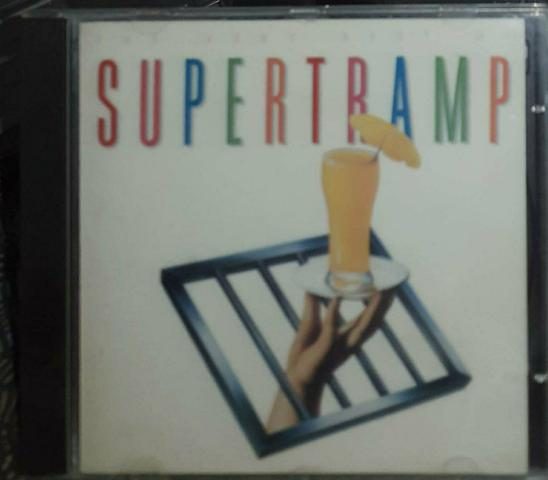 CD Supertramp - The Very Best Of Supertramp - Vol. 1 (1990)
