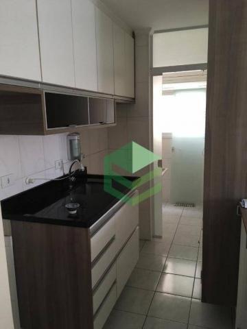 Apartamento com 2 dormitórios à venda, 46 m² por R$ 260.000 - Vila Gonçalves - São Bernard - Foto 3