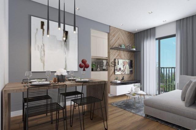 Apartamento à venda com 2 dormitórios em Boa vista, Curitiba cod:15427 - Foto 19