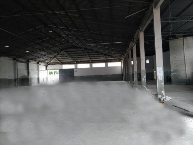 Galpão indurtial em reforma, 2.206 m², ter. 2.976 m², zup 1, Cumbica Guarulhos SP - Foto 13