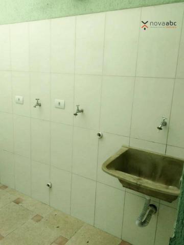 Apartamento com 2 dormitórios para alugar, 56 m² por R$ 1.100,00/mês - Parque Oratório - S - Foto 10