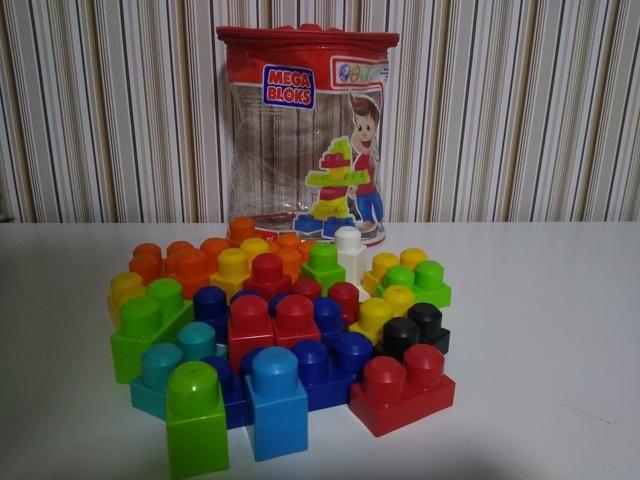 Blocos Mega Blocks semi novos - Foto 2