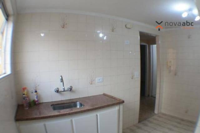 Apartamento com 2 dormitórios para alugar, 50 m² por R$ 1.020/mês - Vila Camilópolis - San - Foto 9