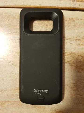 Bateria externa - Capa Sansung Galaxy S8 - Foto 3