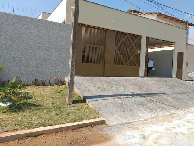 Excelente casa nova alto padrão pode financiar