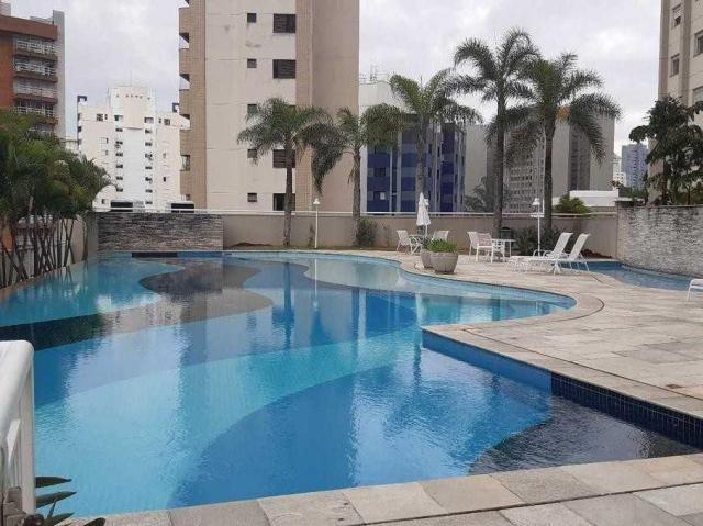 Apartamento à venda com 3 dormitórios em Morumbi, São paulo cod:63962