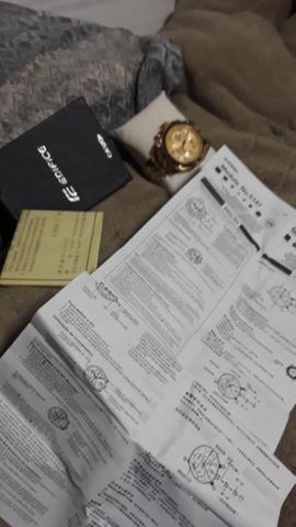 Relógio CASIO Edifice *Torrando leia o anúncio - Foto 2