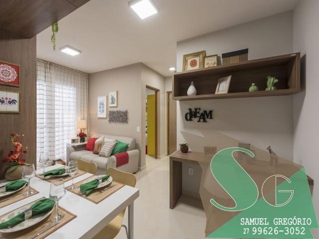 SAM - 72 - Via Sol - 2 quartos - Entrada facilitada - Morada de Laranjeiras - Foto 5