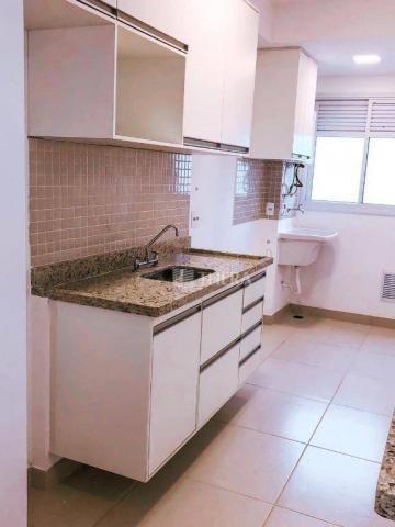 Apartamento com 2 dormitórios para alugar, 71 m² por r$ 2.200/mês - vila assunção - santo  - Foto 6