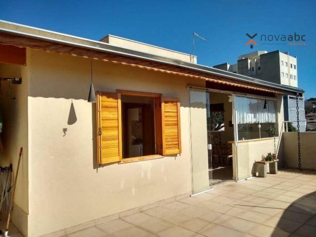 Cobertura com 3 dormitórios à venda, 85 m² por R$ 610.000 - Santa Maria - Santo André/SP - Foto 20