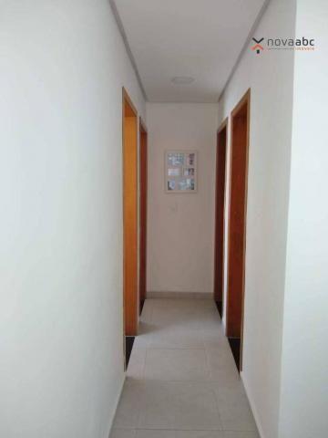 Cobertura com 3 dormitórios à venda, 85 m² por R$ 610.000 - Santa Maria - Santo André/SP - Foto 8