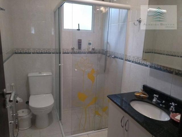 Sobrado com 3 dormitórios à venda, 160 m² por r$ 775.000,00 - são francisco - curitiba/pr - Foto 10