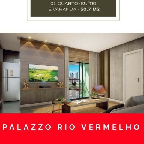 Pallazzo Rio Vermelho, 1/4 e 3/4 - entrega 12/2021 - Foto 6