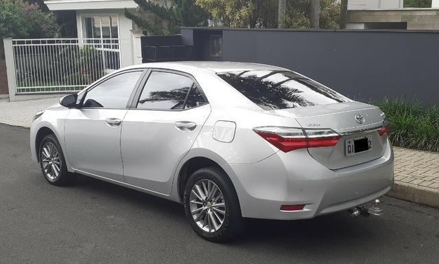 Toyota Corolla GLi Upper - Completo e Super Econômico - Foto 3