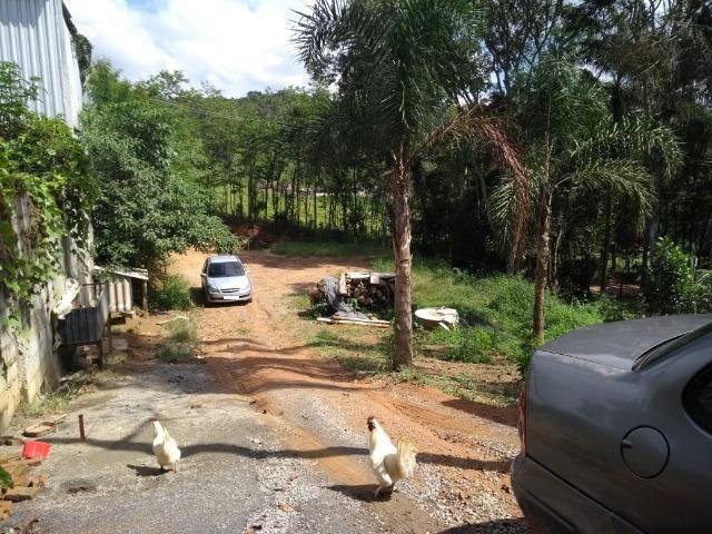 Terreno 400 m2 com casa no Bairro Ressaca. 8 Km do centro de Embu Das Artes - Foto 20
