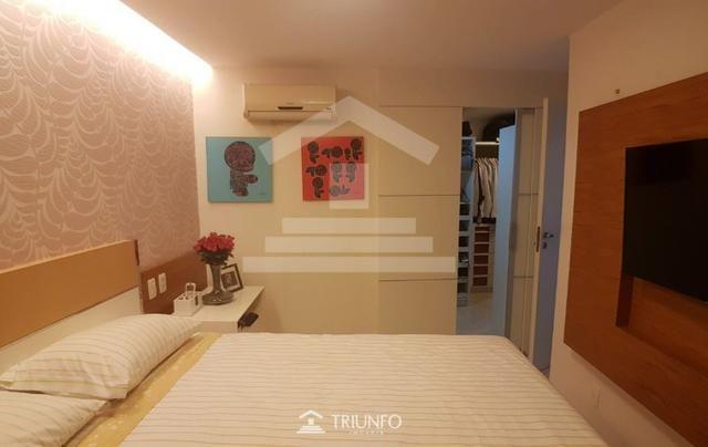 (HN) Oferta Única ! Apartamento com 83m² - Projetado - Sala Ampliada - Lazer completo - Foto 8