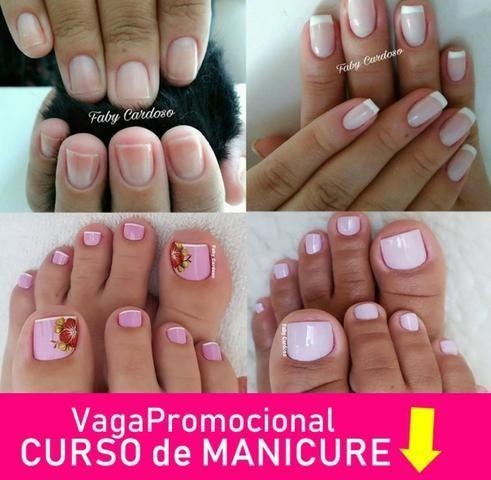 Aulas 100% Online de Manicure e Pedicure (Iniciante) Faby Cardoso - Foto 2