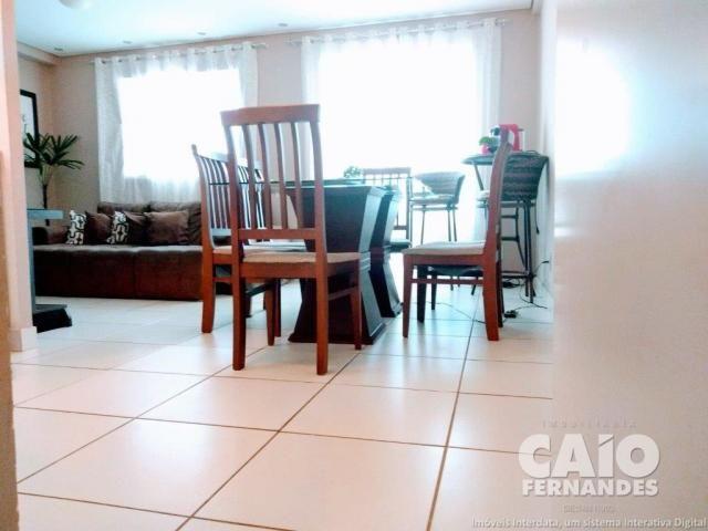 Apartamento à venda com 3 dormitórios em Nova parnamirim, Parnamirim cod:APV 29024 - Foto 12