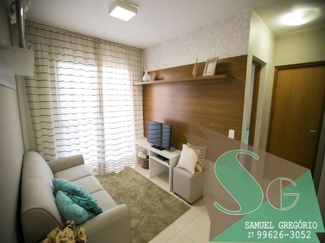 SAM - 72 - Via Sol - 2 quartos - Entrada facilitada - Morada de Laranjeiras - Foto 2