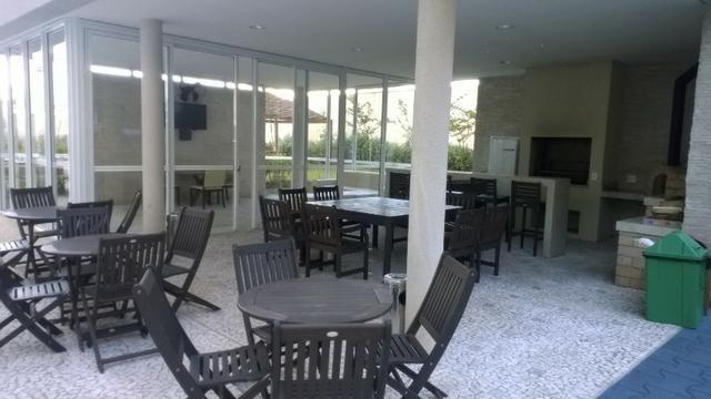 Auge Home Apartamento 147m² Mobiliado 3 Suítes Lazer Completo - Renato * - Foto 17