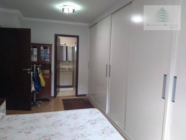 Sobrado com 3 dormitórios à venda, 160 m² por r$ 775.000,00 - são francisco - curitiba/pr - Foto 15