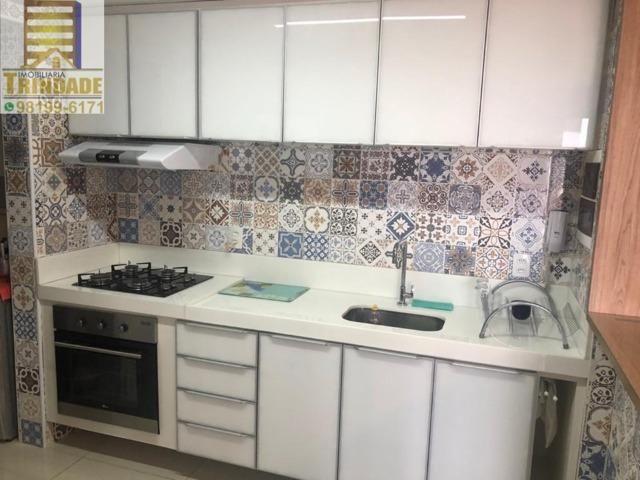 T- Lindo Apartamento No Calhau_Moveis Projetado _Nascente _3 Quartos ] - Foto 2