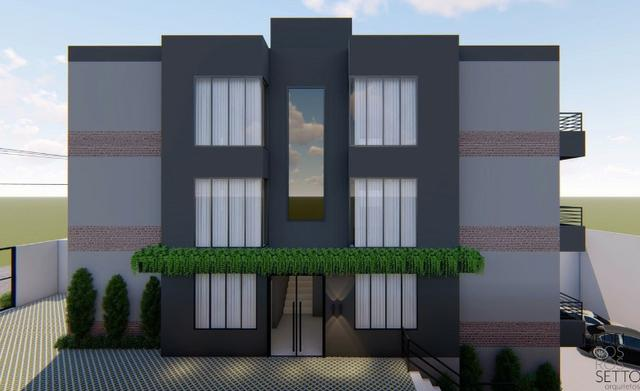 Apartamento 02 quartos para venda,Aventureiro, Joinville SC - Foto 4