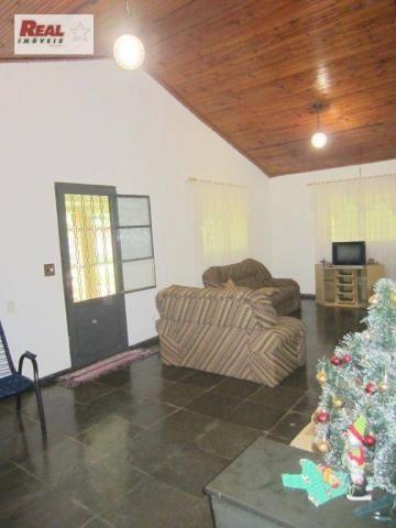 Chácara residencial à venda, chácaras moema, araçatuba. - Foto 11