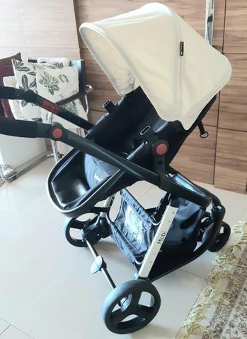 Carrinho + Bebê Conforto - Foto 6