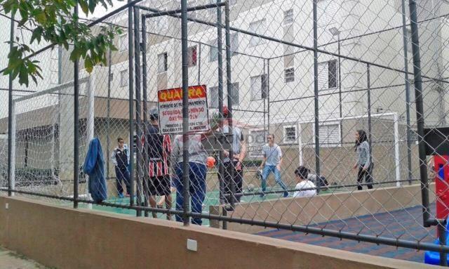 Apartamento para alugar com 2 dormitórios em Parque continental ii, Guarulhos cod:AP0264 - Foto 11