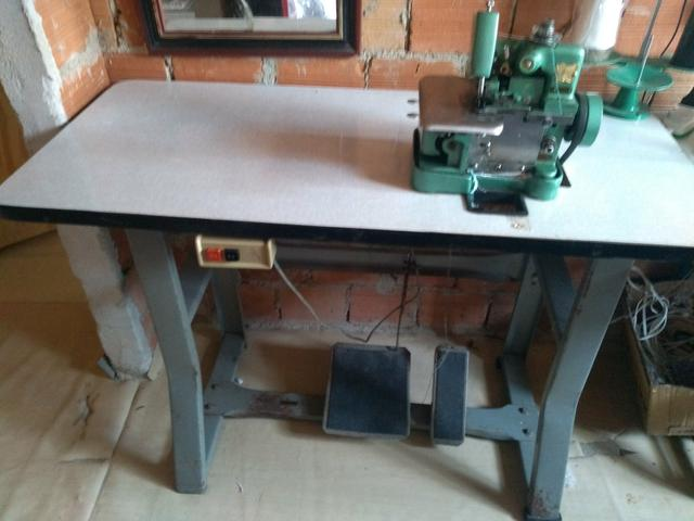 Máquina de costura overloque - Foto 3