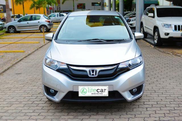 Honda Fit 1.5 EX - Automático CVT