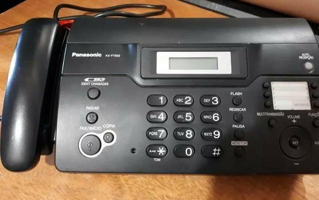 Aparelho de fax