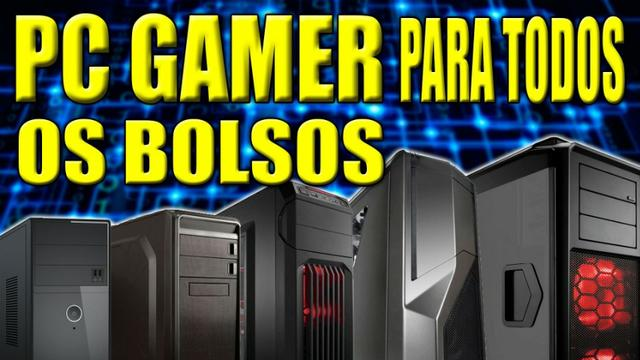 Montamos pc gamer