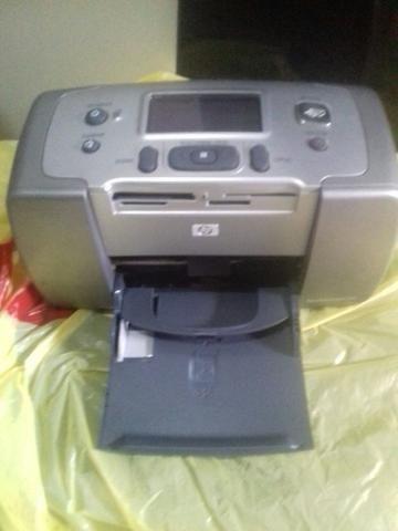 Lote de impressora funcionando