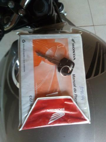 Moto Fan150 Esi