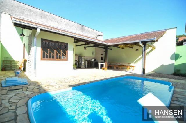 Casa à venda com 3 dormitórios em João costa, Joinville cod:1907