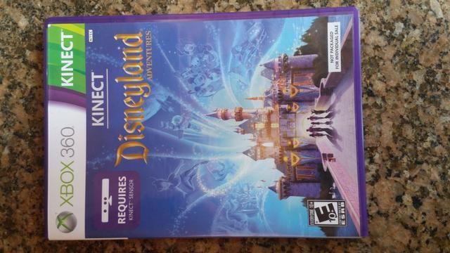 Kinect: Disneyland Adventures Jogo Xbox 360 Original