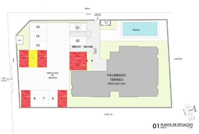 Cumbuco (CE) Novos Apartamentos Pronta Entrega - Mobiliados - Foto 4