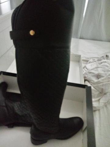e724c97f6b7 Sandália preta e bota - Roupas e calçados - Recreio Dos Bandeirantes ...