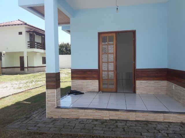Casas em Guapimirim, bairro Quinta Mariana , 2 pavimentos, 2 quartos. - Foto 2