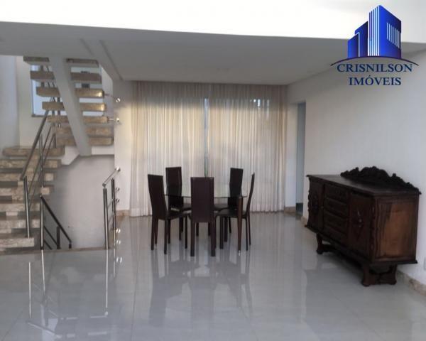 Casa à venda alphaville ii, salvador, r$ 1.650.000,00, armários, 4 suítes, espaço gourmet, - Foto 11