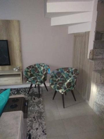 Linda casa com 3 dormitórios à venda, 86 m² por r$ 425.000 - jardim santa maria - jacareí/ - Foto 2