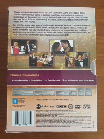 Dvd - Brothers & Sisters 4° Temporada - Foto 2