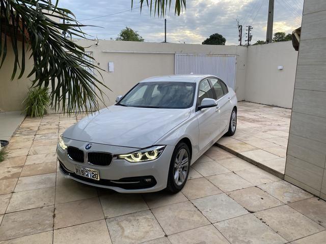 BMW 320i Sport gp 16/16 vendo ou troco
