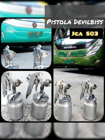 Pistola de Pintura Devilbiss JGA 503