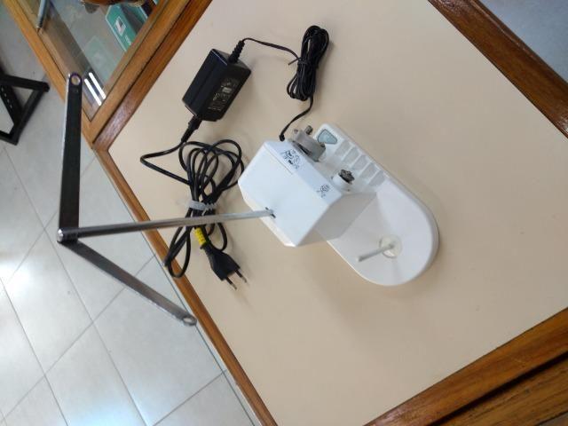 Enchedor de bobina Brother usado - Foto 2
