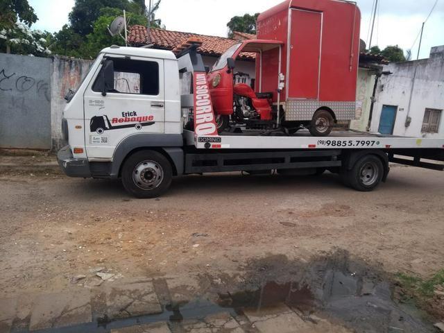 Serviço de guincho 24 horas em São Luís