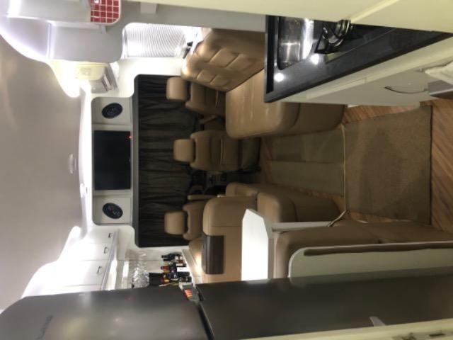 Motorhome ônibus Mercedes 2001 automático / montagem 2017 raridade - Foto 4