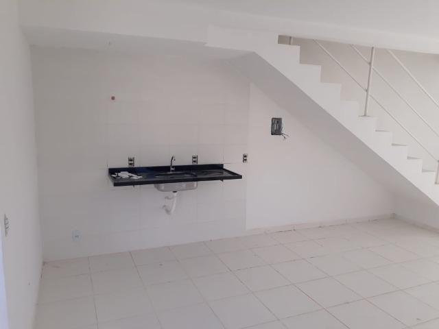 BN- L.I.N.D.A Casa Duplex em Jacaraípe 02 quartos com suíte - Foto 7